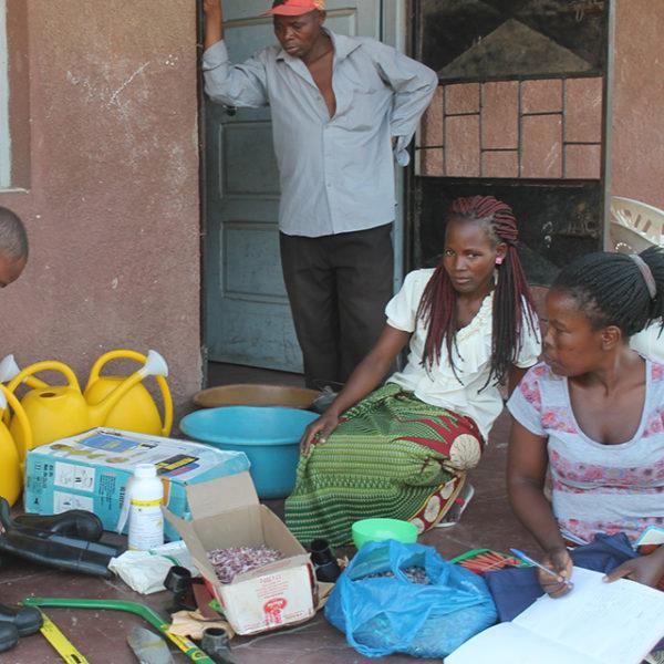 Strumenti agricoli mozambico