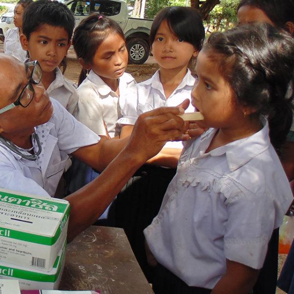 visite mediche in cambogia