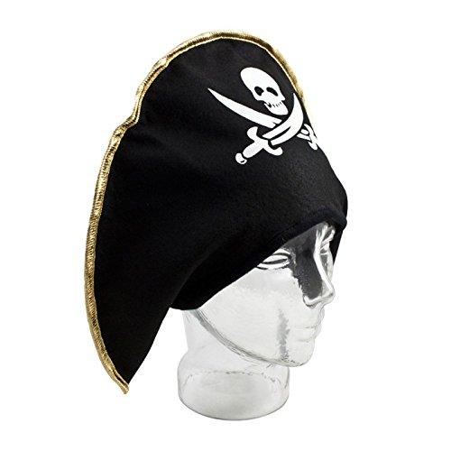 cappello da pirata profilo