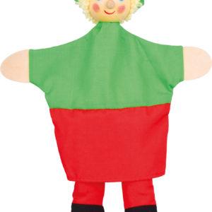 marionetta uomo biondo