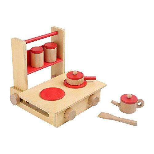 piccola cucina in legno