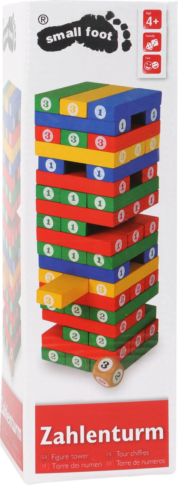 torre dei numeri pack