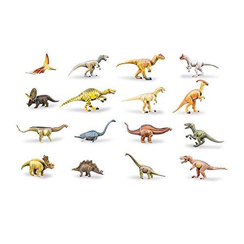 tutti i dinosauri da costruire