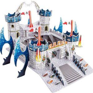 castello dei draghi 3D