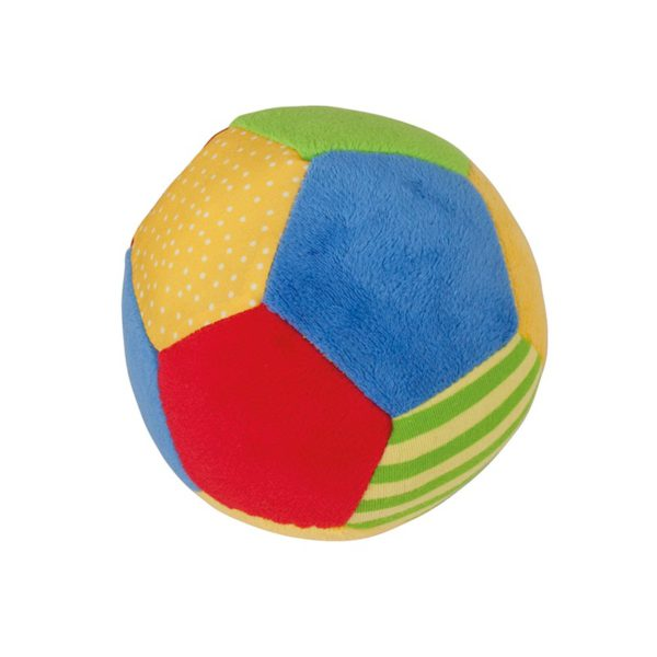 piccola palla con sonaglio