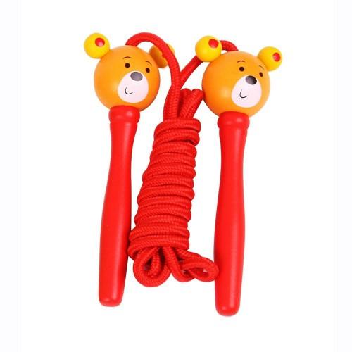 corda orso rosso