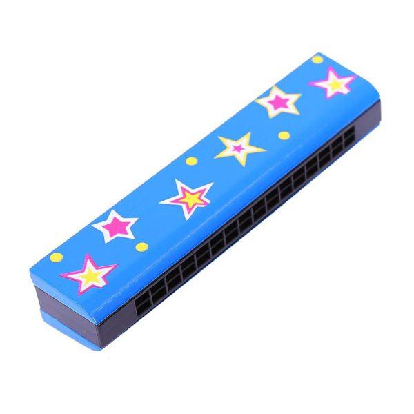 fisarmonica blu