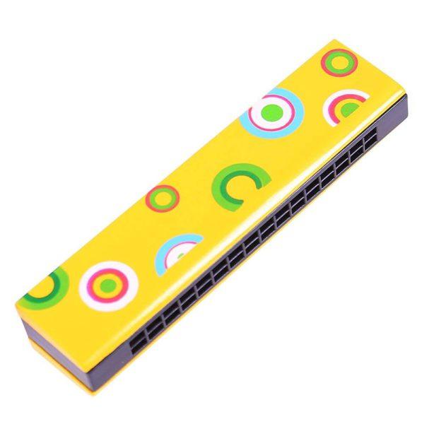 fisarmonica giallo
