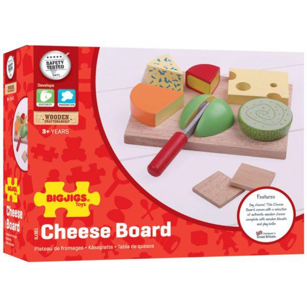 scatola tagliere formaggi