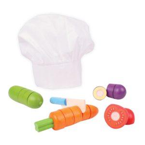 set per tagliare verdure