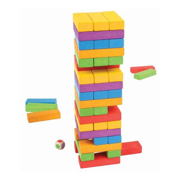 torre impilabile blocchi