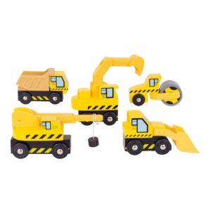 Set veicoli da costruzione