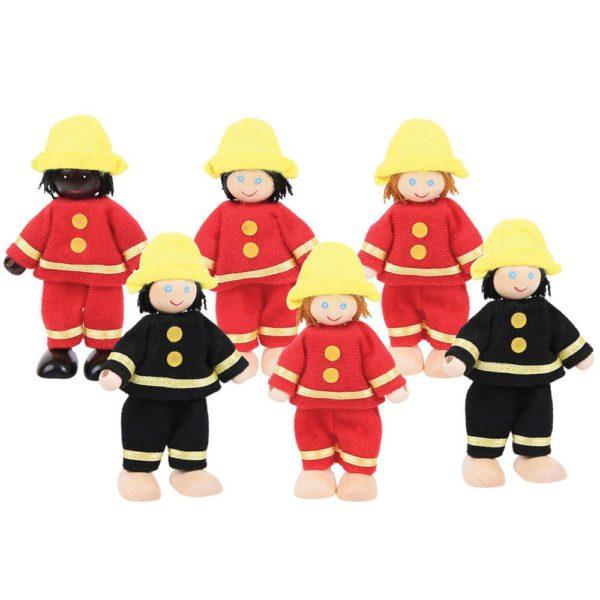 bambole vigili del fuoco