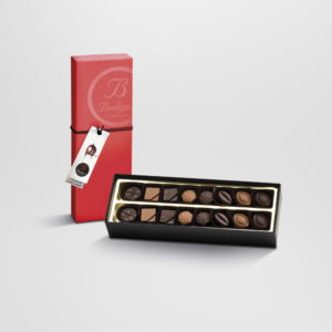 Box praline cioccolato piccola